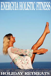 Holistic Fitness Exercise holidays with Michele Wilburn in the Greek islands and in the South Pacific