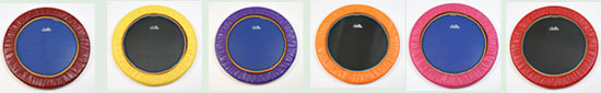 tHE WORLDS BEST QUALITY MINI TRAMPOLINE REBOUNDERS FROM THE sTARBOUND SHOP