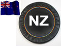 NZ lymphaciser rebounders best quality mini trampolines