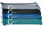 Gymsticks are provided in different colours with varying resistance