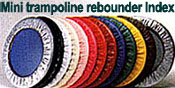 Choose top quality mini trampoline rebounders for Starbound mini trampoline DVD rebounding exercise workout DVD and mini trampoline workouts in Starbound book for health and wellness plans rebounder exercises