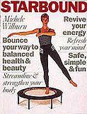 The Starbound Book of Mini trampoline exercises and lifestyle plans is an international best seller along with quality  mini trampolines, quality rebounders for mini trampoline exercise with Starbounds mini trampoline video and rebounding exercise books-Fantastic prices on mini trampoline rebounders with Starbound rebounding videos and mini trampoline books of rebounding exercises. Delivery direct from manufacturers in USA for Needak folding rebounders, New Zealand Lymphaciser rebounders NZ, RH48 Body Energiser rebounders in Australia, trimilin mini trampolines for UK rebounders