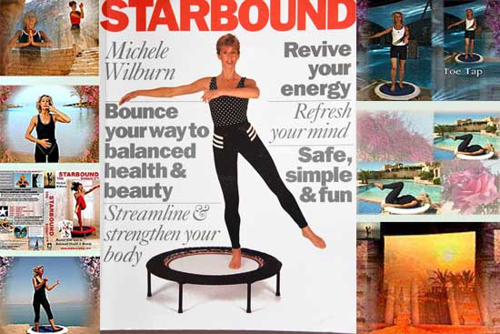 Starbound has been hailed by many members of the press as the revolutionary lifestyle program of the 21st centrury a perfect belnd of western exercise with eastern holisitc healing
