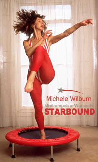 Starbound mini trampoline rebounding workout videos and DVD the worlds leading system of mini trampoline rebounding exercise workouts