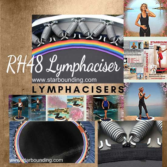 The best NZ mini trampoline - choose from 3 NZ lymphaciser rebounders with free Starbound books and DVDs this month